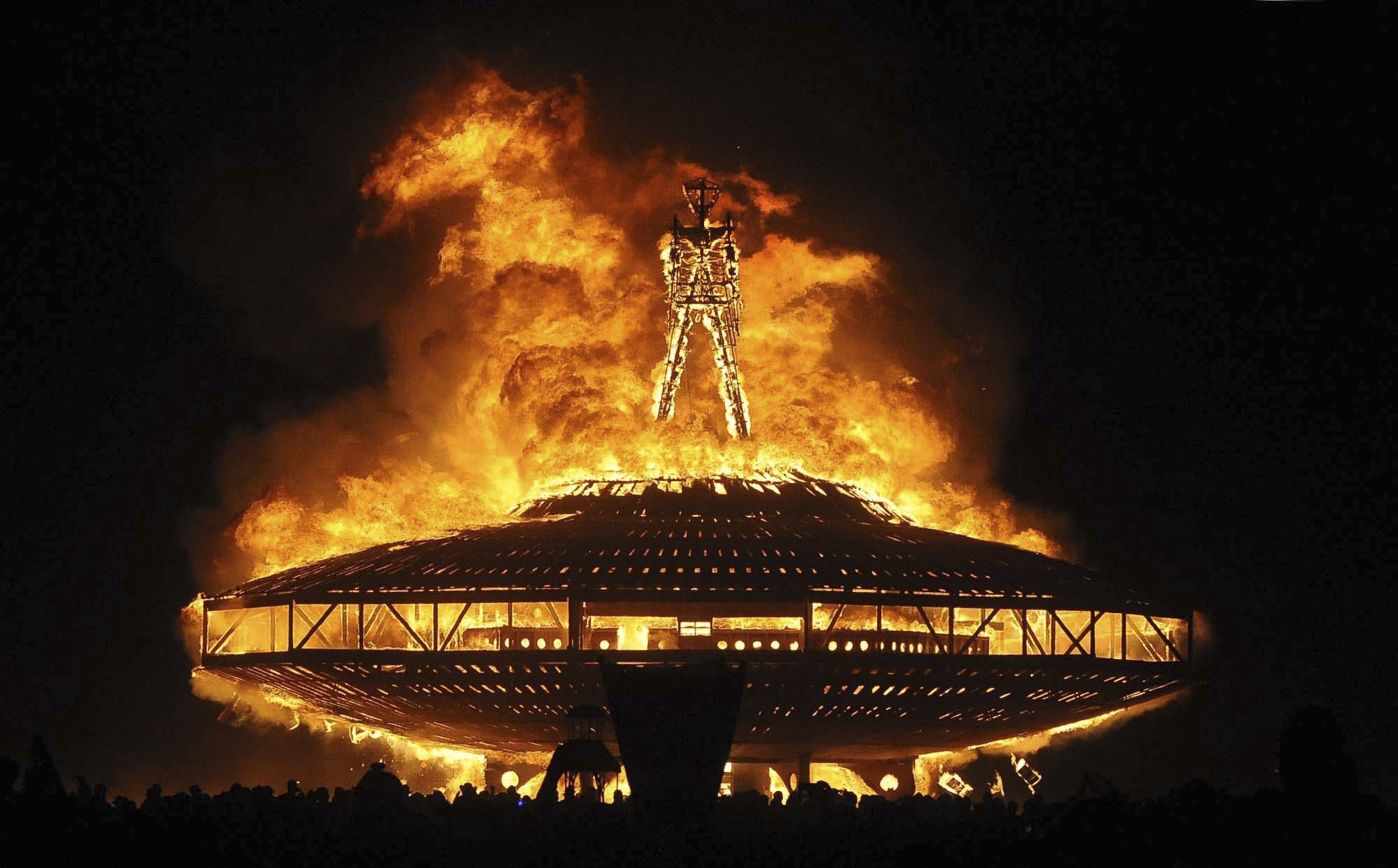 Burning Man Death