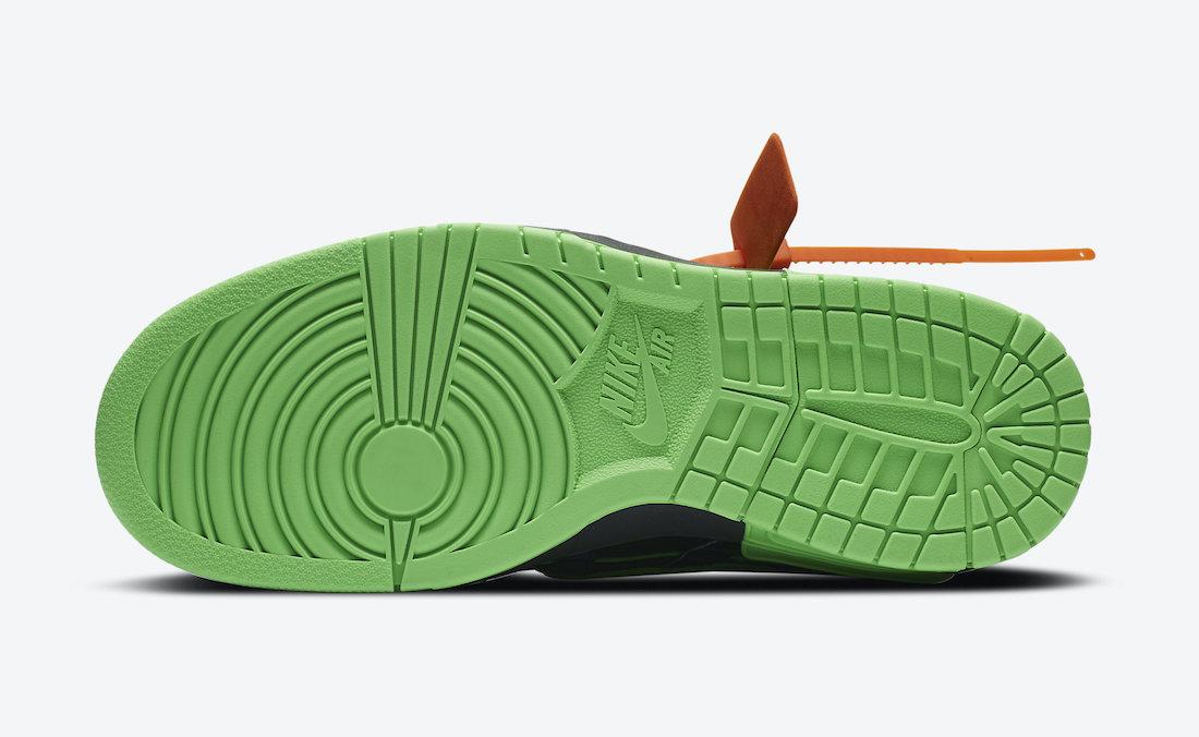 Off-White-Nike-Air-Rubber-Dunk-Green-Strike-CU6015-001-Release-Date-1